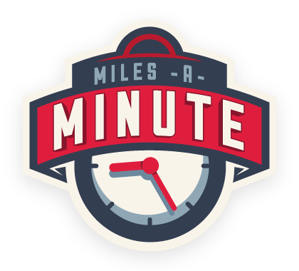 Miles a Minute Logo